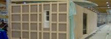 Модульное домостроение