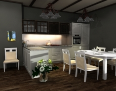 Кухня Белла