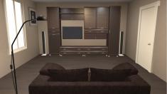 Корпусная мебель Лером