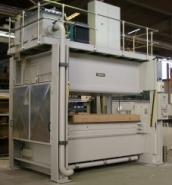 Специальный пресс модель Rohteil - 420 тонн Joos