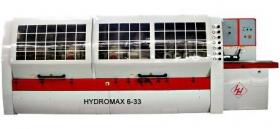 Hydromax 6-33  Henrik WINTER-Holztechnik