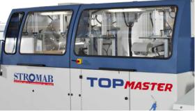 Линия с ЧПУ для производства деталей домов TOP Master