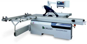 Круглопильный форматно-раскроечный станок QUADRA 400   GRIGGIO (Италия)
