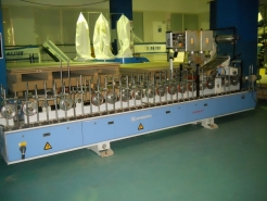Станок для облицовывания элементов профильного погонажа RP-30 Barberan (Испания)