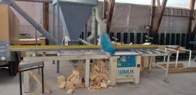 Линия производства клеёного бруса