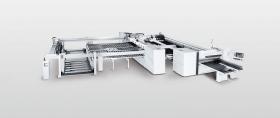 Станок для раскроя плит SAWTEQ B-500 как угловой раскроечный центр