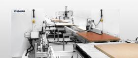 Кромкооблицовочные станки EDGETEQ D-810 powerLine: максимальная мощность
