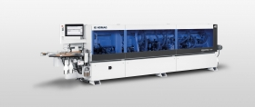 Кромкооблицовочные станки EDGETEQ S-380 profiline: подача 8–20 м/мин