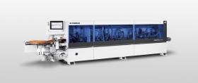 Кромкооблицовочные станки EDGETEQ S-380: скорость подачи 8–18 м/мин