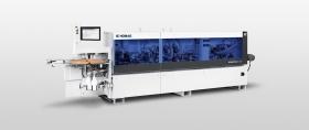 Кромкооблицовочные станки EDGETEQ S-300: скорость подачи 14 м/мин