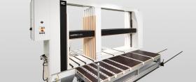 Пресс для сборки корпусной мебели CABTEQ S-250