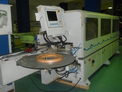 Односторонний кромкооблицовочный станок KDF 630 Optimat Brandt (Германия)