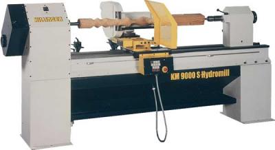 Токарный станок с обработкой контура при помощи пилы KM 9000 S-Hydromill Killinger