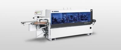 Кромкооблицовочные станки EDGETEQ S-240: скорость подачи 11 м/мин
