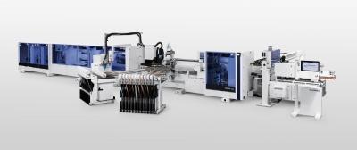 Комбинированные станки EDGETEQ S-810 powerLine: индивидуальное оснащение