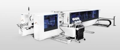 Кромкооблицовочные станки EDGETEQ D-600   D-610 profiLine