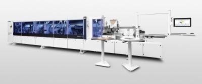 Кромкооблицовочные станки EDGETEQ S-500 Optimat и profiLine