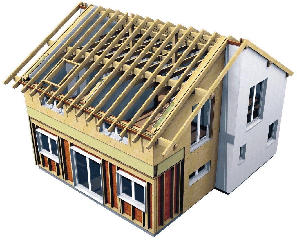 Скриншот Программное обеспечение для деревянного домостроения SEMA